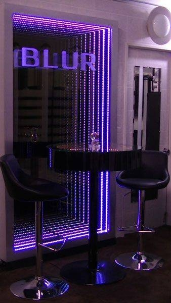 Inspiration about 25+ Unique Infinity Mirror Table Ideas On Pinterest | Diy Infinity In Infinity Wall Mirrors (#10 of 15)