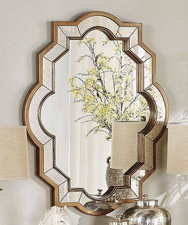 Inspiration about 257 Best Mirror Mirror On The Wall Images On Pinterest | Framed Intended For Quatrefoil Wall Mirrors (#3 of 15)