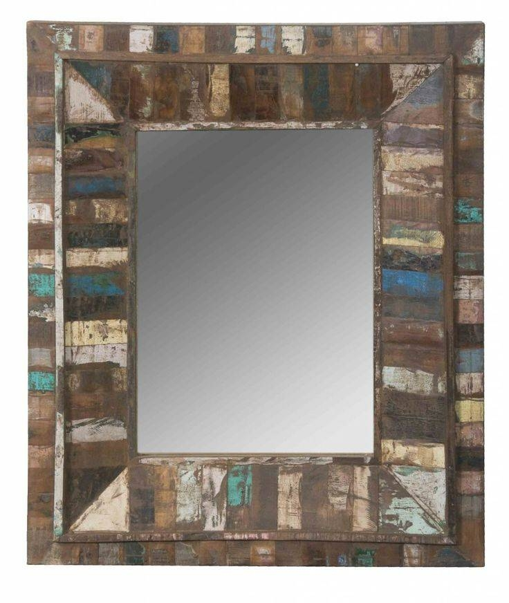 Inspiration about 26 Best Mirrors Images On Pinterest | Mirrors, Mirror Mirror And Within Distressed Wood Wall Mirrors (#6 of 15)