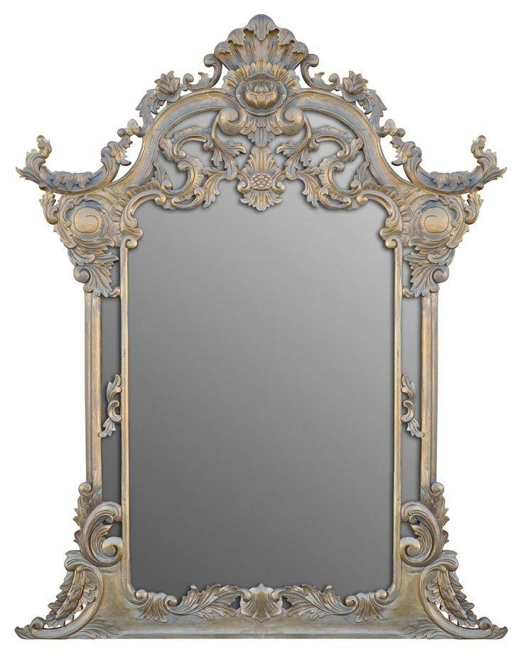 271 Best Frames And Mirrors Images On Pinterest | Antique Frames With Regard To Frames Mirrors (#1 of 15)