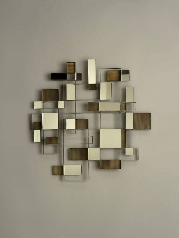 Inspiration about 29 Best Mirrors Images On Pinterest | Decorative Mirrors, Mirror For Abstract Wall Mirrors (#8 of 15)