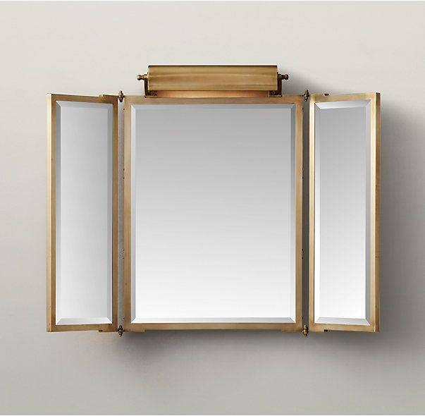 Inspiration about 293 Best Ffe | Mirror Images On Pinterest | Mirror Mirror, Mirrors With Regard To Adjustable Wall Mirrors (#9 of 15)