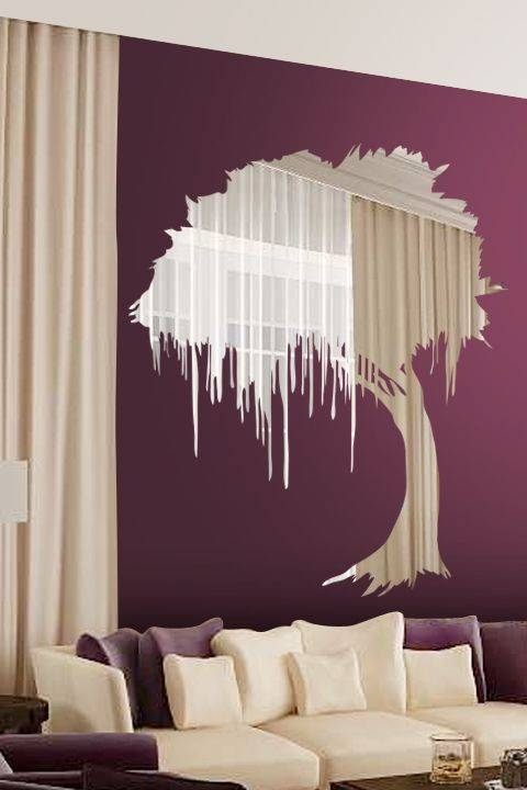 Inspiration about 30 Best Walltat Reflectives Images On Pinterest | Cool Wall Art Throughout Wall Mirror Decals (#13 of 15)