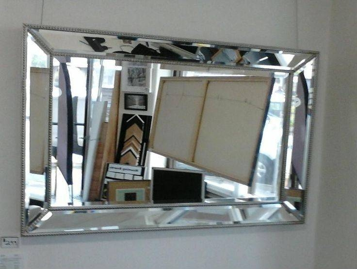 Inspiration about 33 Best Home Decor Images On Pinterest | Mirror Shop, Wall Mirrors Throughout Wide Wall Mirrors (#2 of 15)