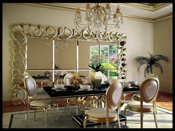34 Best Dining Room Mirrors Images On Pinterest | Dining Room With Dining Mirrors (#3 of 15)