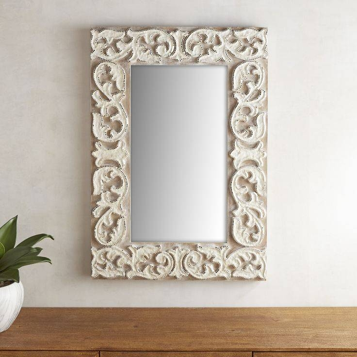 Inspiration about 345 Best *decor > Mirrors* Images On Pinterest Inside Damask Mirrors (#3 of 15)