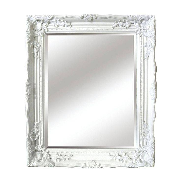 Inspiration about 345 Best ~ Mirrors ~ Images On Pinterest | Mirrors, Mirror Mirror For Antique White Wall Mirrors (#12 of 15)