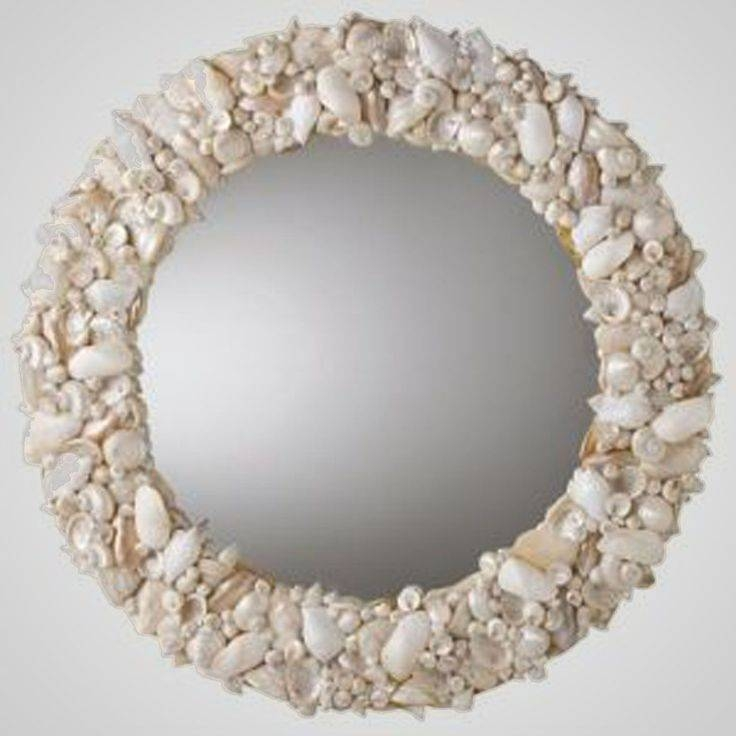 Inspiration about 36 Best Coastal Mirrors Images On Pinterest | Mirrors, Copper Inside Seashell Wall Mirrors (#4 of 15)