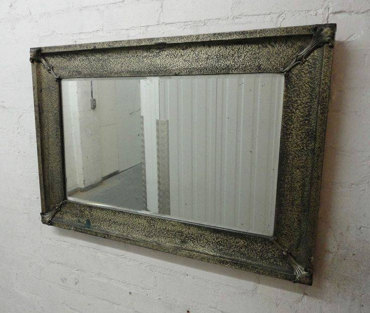 Inspiration about 36 Best Mirrors Images On Pinterest | Mirrors, Wall Mirrors And Pertaining To Pewter Wall Mirrors (#14 of 15)