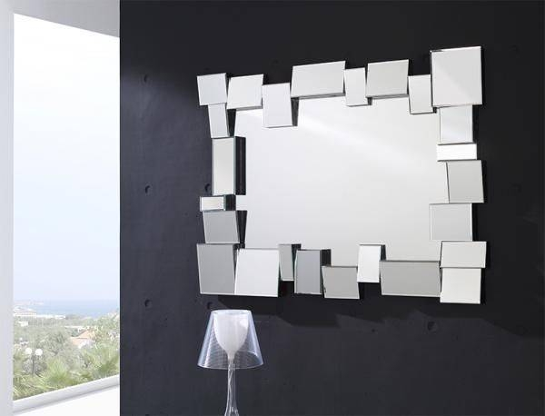 37 Best Contemporary Mirrors For The Home Images On Pinterest Throughout Rectangular Wall Mirrors (#1 of 15)