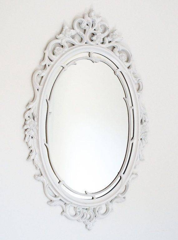 Inspiration about 395 Best Ant & Vtg Wall/stand Mirrors Images On Pinterest | Mirror Within Pretty Wall Mirrors (#3 of 15)