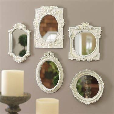 Inspiration about 415 Best Just Mirrors Images On Pinterest | Wall Sconces, Wall In Set Of Wall Mirrors (#14 of 15)