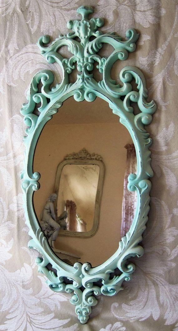 Inspiration about 420 Best Mirrorlove!! Images On Pinterest | Mirror Mirror With Beachy Wall Mirrors (#15 of 15)