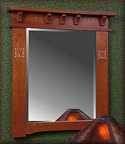 Inspiration about 43 Best Craftsman Style Mirrors Images On Pinterest   Craftsman Inside Mission Style Wall Mirrors (#5 of 15)
