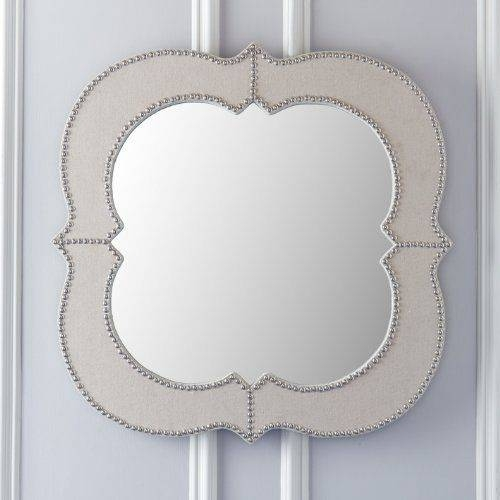 Inspiration about 47 Best Opulent Wall Mirrors From Beaumonde Images On Pinterest In Studded Wall Mirrors (#13 of 15)