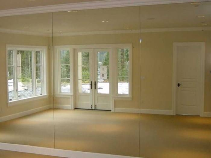 Inspiration about 5 Panel Wall Mirror | Home Design Ideas With Regard To Panel Wall Mirrors (#14 of 15)