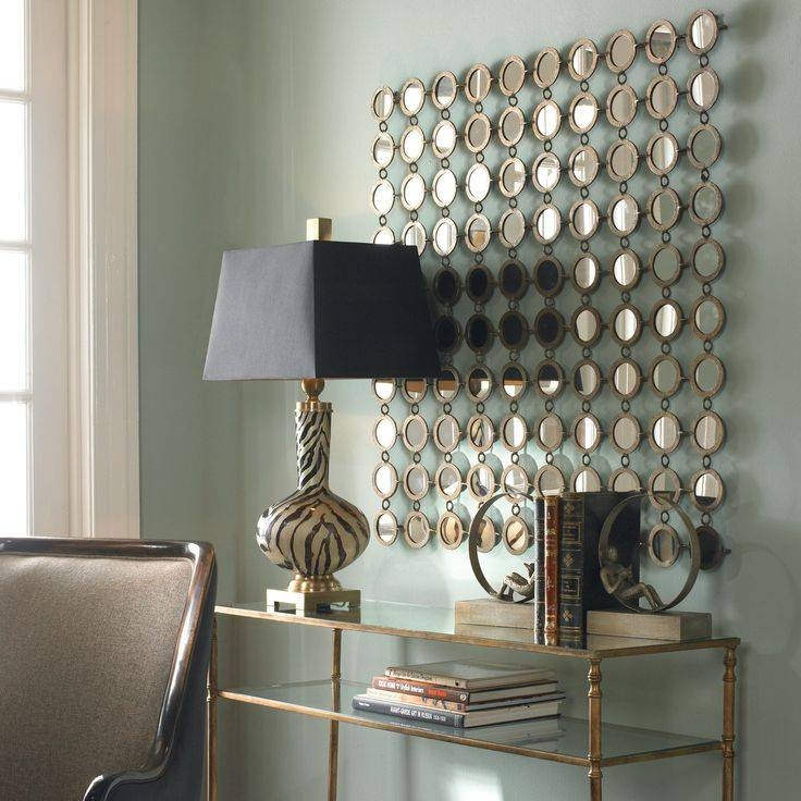 Inspiration about 61 Best Mirrors Images On Pinterest | Brown Mirrors, Dark Brown In Uttermost Wall Mirrors (#13 of 15)