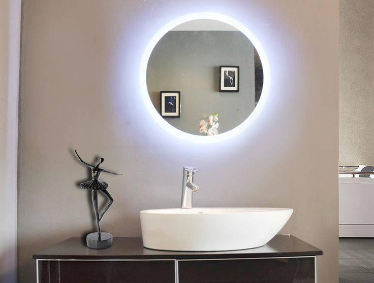 8 Best Illuminated Mirror Images On Pinterest | Backlit Bathroom Pertaining To Backlit Bathroom Wall Mirrors (#4 of 15)