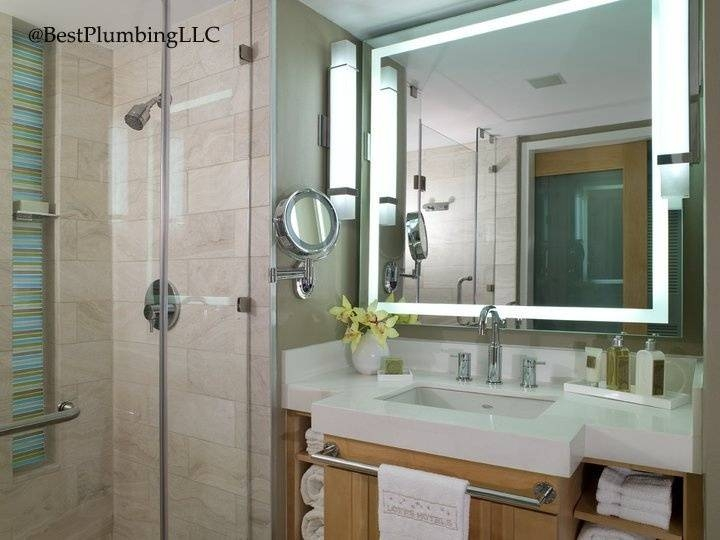 85 Best Electric Mirror Showroom Images On Pinterest | Electric With Regard To Seattle Custom Mirrors (View 2 of 15)