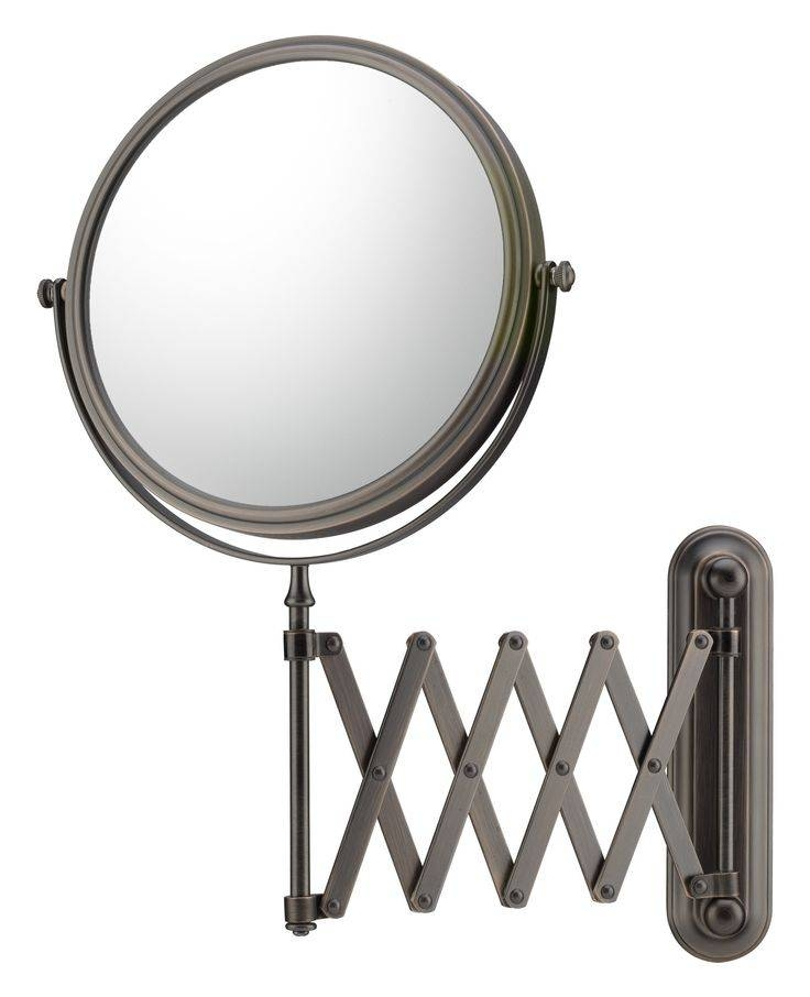 Inspiration about 9 Best Makeup Mirrors 5X Images On Pinterest | Wall Mirrors Regarding Accordion Wall Mirrors (#10 of 15)