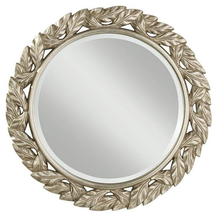 Inspiration about 9 Best Mirrors Bathroom Living Room Large Small Modern Tradtional With Silver Leaf Wall Mirrors (#13 of 15)