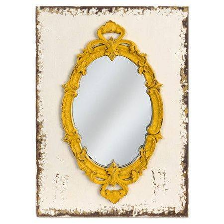 94 Best Mirror, Mirror On The Wall Images On Pinterest With Regard To Yellow Wall Mirrors (#1 of 15)