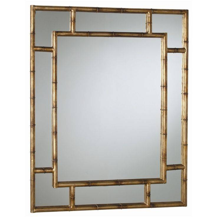 99 Best Mirrors Images On Pinterest | Bespoke Design, Bathroom Within Bamboo Wall Mirrors (#1 of 15)
