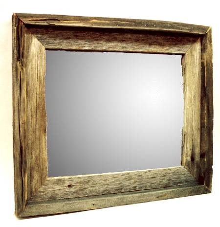 Add To Cart Throughout Vintage Wood Mirrors (#5 of 15)