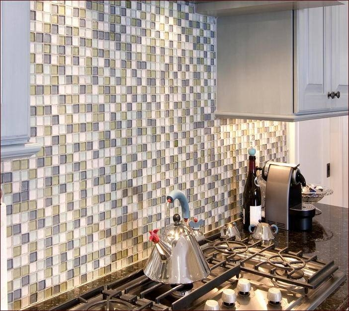 Do It Yourself Home Design: 15 Ideas Of Stick On Wall Mirror Tiles