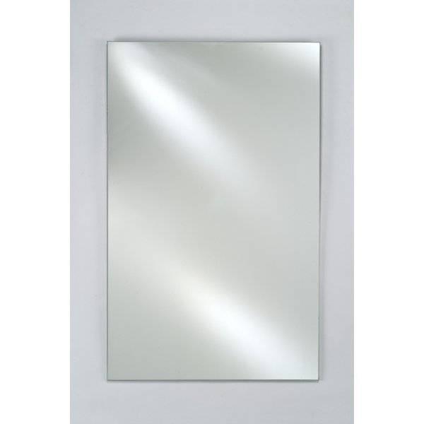 Afina Signature Plain Wall Mirror & Reviews   Wayfair Regarding Plain Wall Mirrors (#2 of 15)
