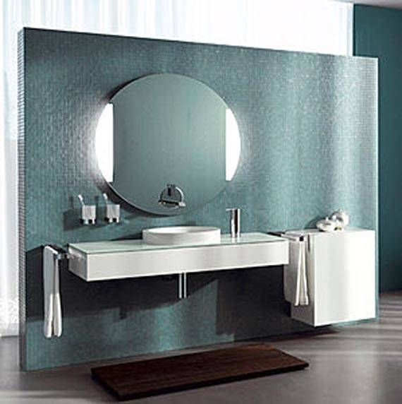 Alluring Modern Bathroom Mirrors Unique Bathroom Mirrors Unique Intended For Modern Mirrors For Bathrooms (View 5 of 15)