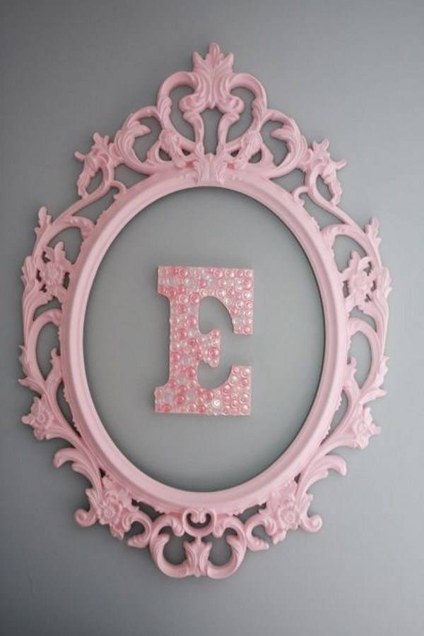 Amazing Girls Bedroom Ideas: Everything A Little Princess Needs In Regarding Princess Wall Mirrors (#3 of 15)