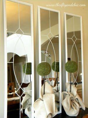 Amazing Ideas Cheap Wall Mirror Pleasurable Design 15 Diy Mirror Intended For Diy Large Wall Mirror (#6 of 15)
