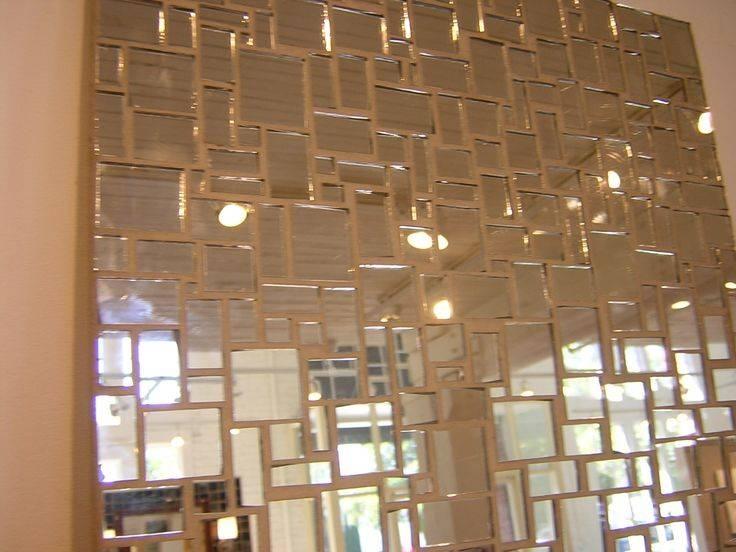 15 Ideas Of Stick On Wall Mirror Tiles