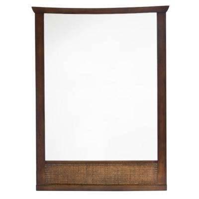 American Standard – Bathroom Mirrors – Bath – The Home Depot Inside Standard Wall Mirrors (View 4 of 15)