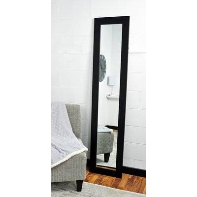 American Value Current Trend Apartment Full Length Wall Mirror With Full Length Wall Mirrors (#1 of 15)