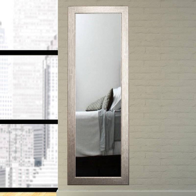 American Value Current Trend Apartment Full Length Wall Mirror Within Full Length Wall Mirrors (#2 of 15)