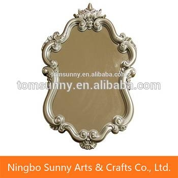 Antique Cheap Plastic Wall Mirror – Buy Large Wall Mirrors Cheap In Plastic Wall Mirrors (#2 of 15)