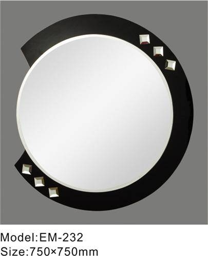 Art Deco Wall Mirror,decorative Wall Mirror,wall Mirror Support With Regard To Deco Wall Mirrors (#4 of 15)