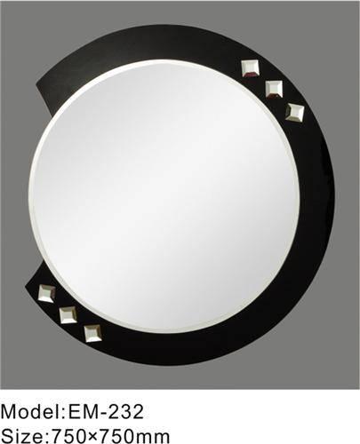 Art Deco Wall Mirror,decorative Wall Mirror,wall Mirror Support With Regard To Deco Wall Mirrors (View 4 of 15)