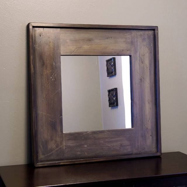 Awesome 30+ Wood Framed Wall Mirrors Inspiration Design Of 25+ Pertaining To Wood Framed Wall Mirrors (#2 of 15)