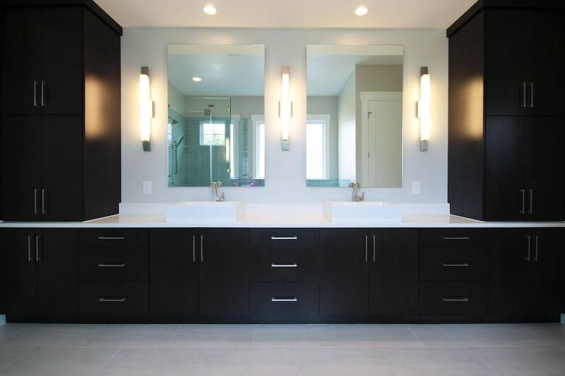 Awesome Frameless Beveled Mirrors For Bathroom 75 In Minimalist Within Frameless Beveled Bathroom Mirrors (#1 of 15)
