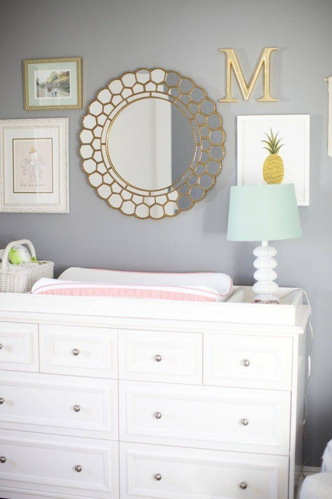 Baby Wall Decals Best Picture Girl Nursery Wall Decor – Home Decor For Baby Wall Mirrors (#4 of 15)