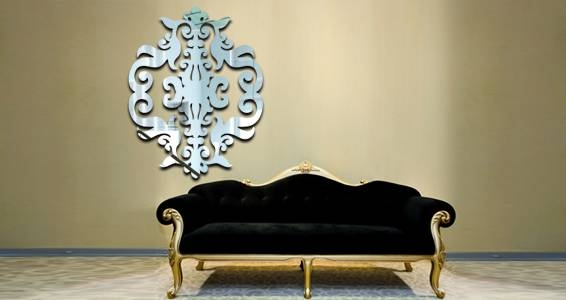 Damask Mirrors 15 ideas of damask mirrors sisterspd