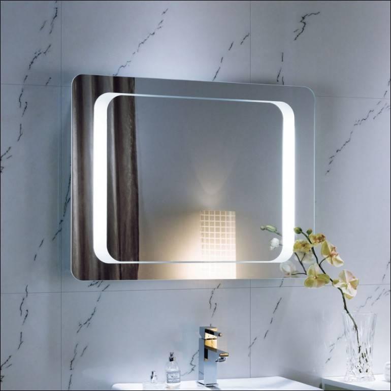 Bathroom : Awesome Round Vanity Mirror Decorative Mirrors For Decorative Bathroom Wall Mirrors (#3 of 15)