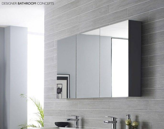 Bathroom Cabinets : Cheap Bathroom Mirrors High End Bathroom In High End Wall Mirrors (View 10 of 15)