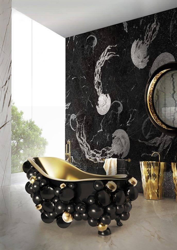 Bathroom Cabinets : Large Decorative Mirrors Bathroom Wall Mirrors In High End Wall Mirrors (View 7 of 15)