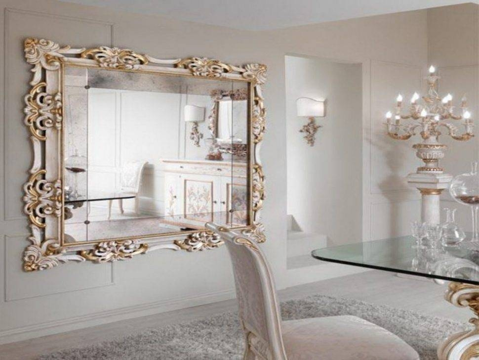 Bathroom Cabinets : Large Mirrors For Wall Large Wall Mirrors Intended For Big Size Wall Mirrors (View 14 of 15)