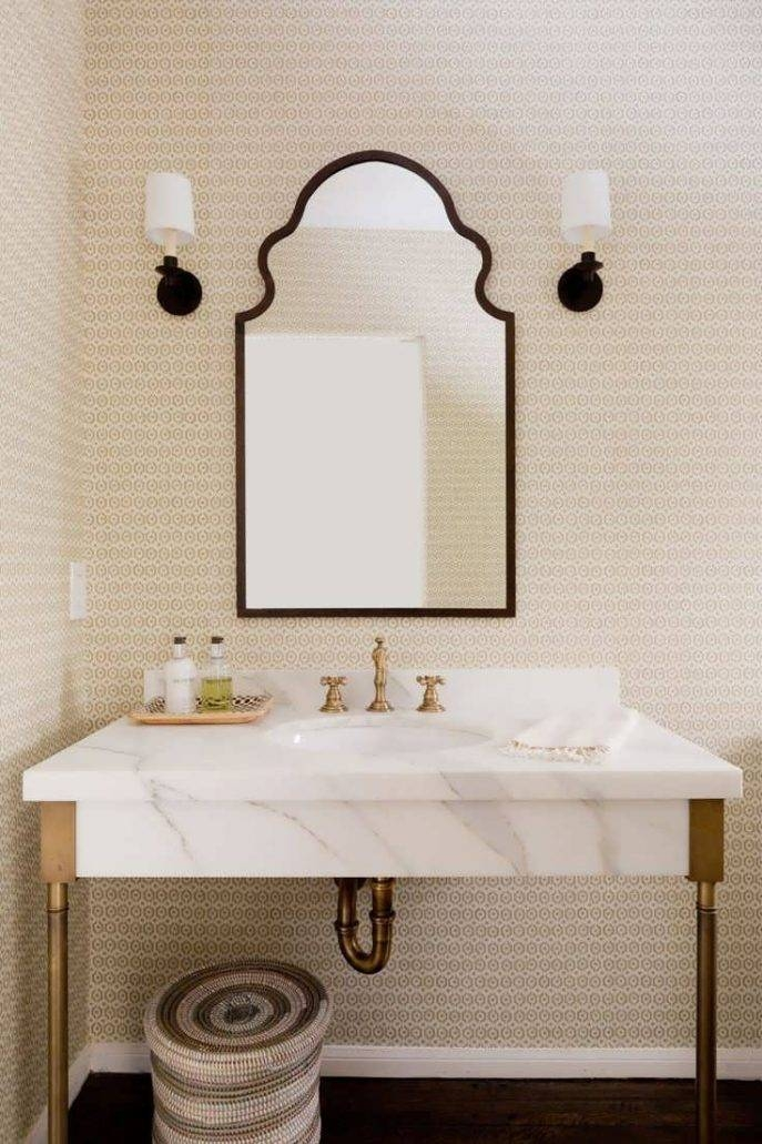 Bathroom Cabinets : Mirror Illuminated Vanity Mirror Bathroom Throughout Hanging Wall Mirrors For Bathroom (View 11 of 15)