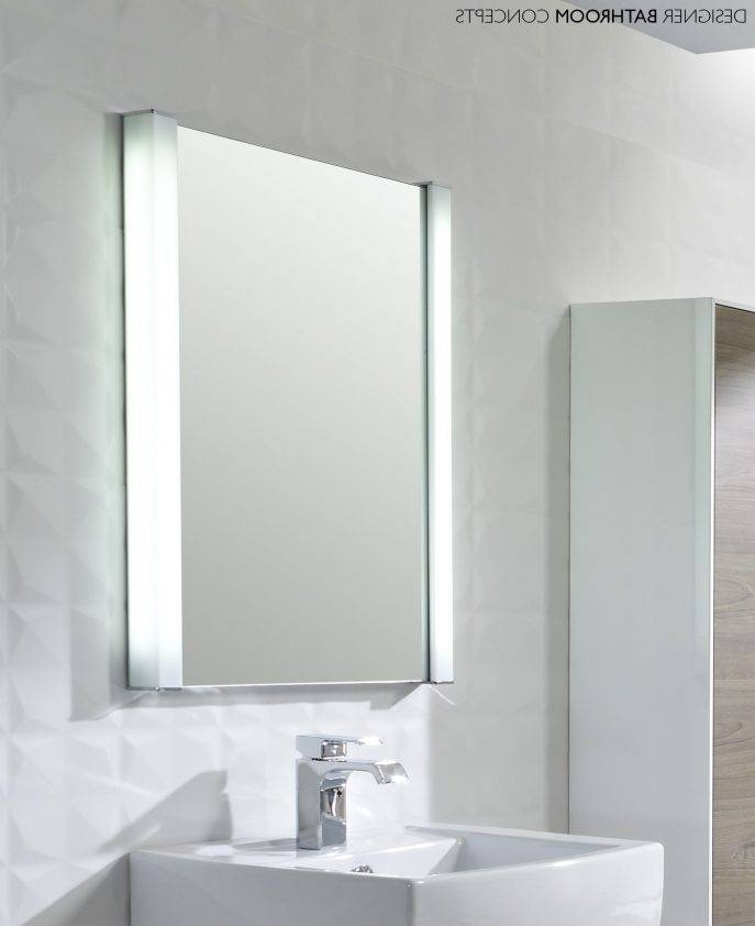 15 best ideas of free standing bathroom mirrors - Mirrored free standing bathroom cabinet ...